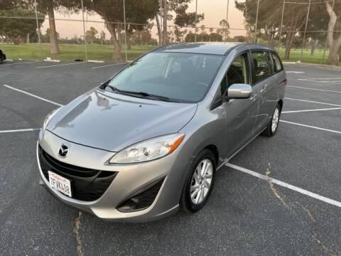 2014 Mazda MAZDA5 for sale at Venice Motors in Santa Monica CA