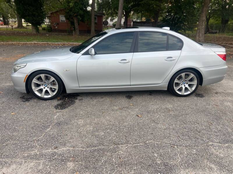 2008 BMW 5 Series for sale at Cherry Motors in Greenville SC