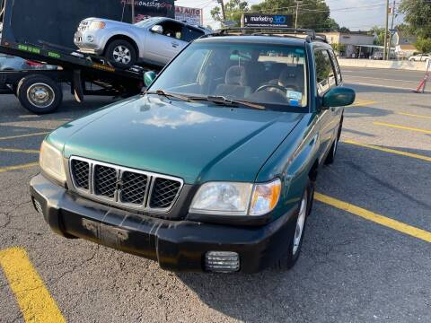 2001 Subaru Forester for sale at MFT Auction in Lodi NJ