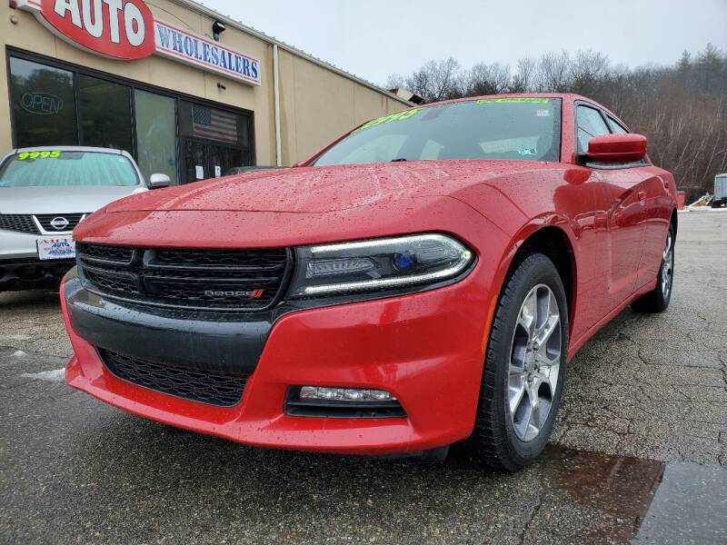2015 Dodge Charger for sale at Auto Wholesalers Of Hooksett in Hooksett NH