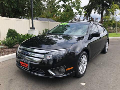 2010 Ford Fusion for sale at Matthews Motors LLC in Auburn WA