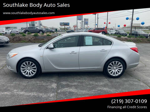 2011 Buick Regal for sale at Southlake Body Auto Sales in Merrillville IN