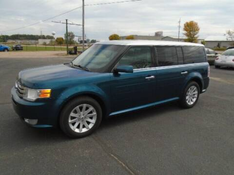 2011 Ford Flex for sale at SWENSON MOTORS in Gaylord MN