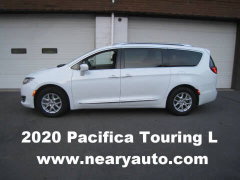 2020 Chrysler Pacifica for sale at Neary's Auto Sales & Svc Inc in Scranton PA