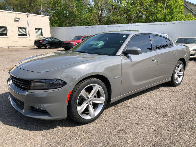 2018 Dodge Charger for sale at SKY AUTO SALES in Detroit MI