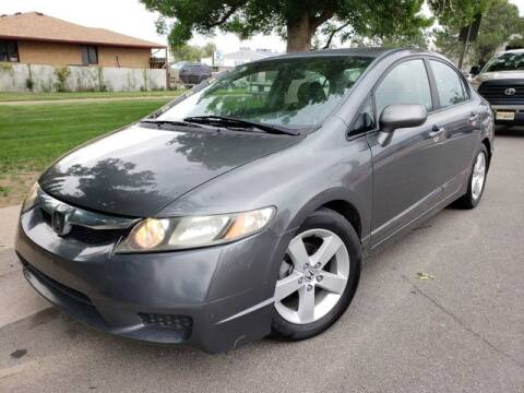 2010 Honda Civic for sale at Auto Brokers in Sheridan CO