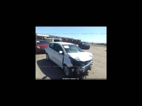 2020 Chevrolet Spark for sale at ELITE MOTOR CARS OF MIAMI in Miami FL