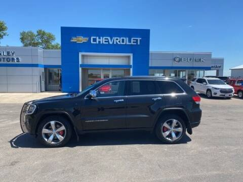 2014 Jeep Grand Cherokee for sale at Finley Motors in Finley ND