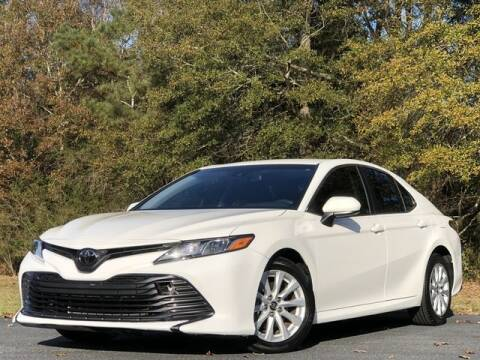 2018 Toyota Camry for sale at Global Pre-Owned in Fayetteville GA