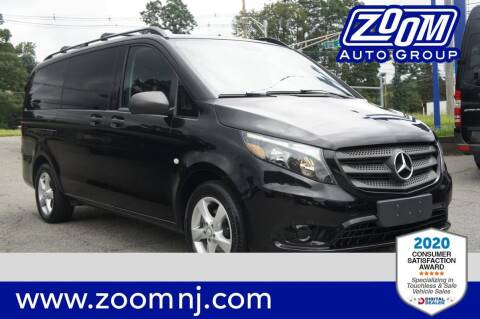 2018 Mercedes-Benz Metris for sale at Zoom Auto Group in Parsippany NJ