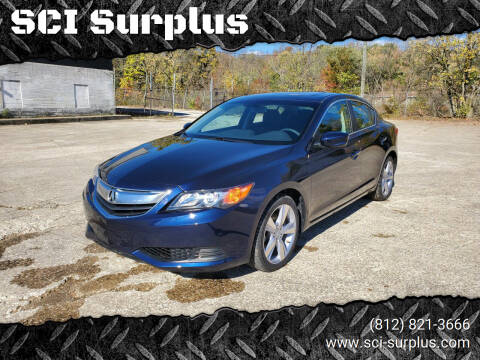 2014 Acura ILX for sale at SCI Surplus in Bloomington IN