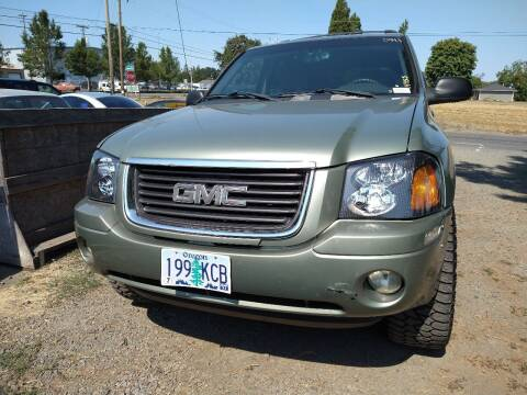 2004 GMC Envoy for sale at M AND S CAR SALES LLC in Independence OR