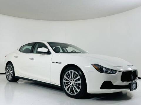2016 Maserati Ghibli for sale at Luxury Auto Collection in Scottsdale AZ