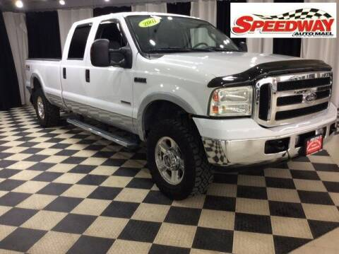2007 Ford F-250 Super Duty for sale at SPEEDWAY AUTO MALL INC in Machesney Park IL