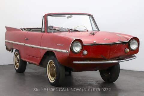 1968 Amphicar Model 770