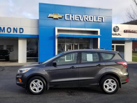 2017 Ford Escape for sale at EDMOND CHEVROLET BUICK GMC in Bradford PA