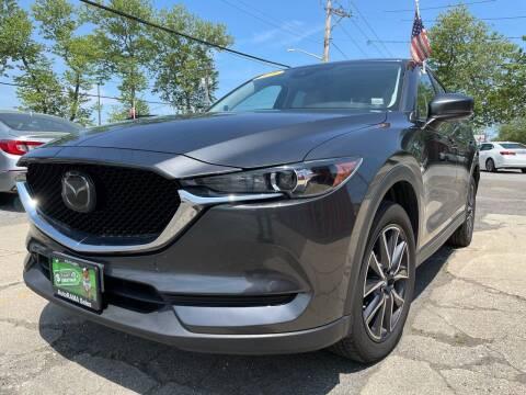 2018 Mazda CX-5 for sale at AUTORAMA SALES INC. - Farmingdale in Farmingdale NY