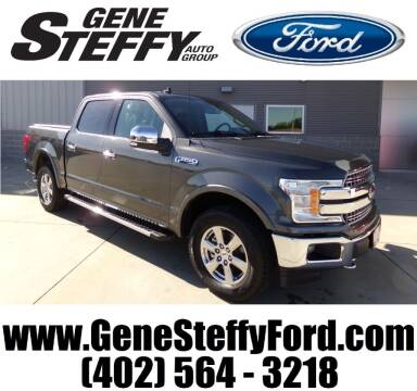 2019 Ford F-150 for sale at Gene Steffy Ford in Columbus NE