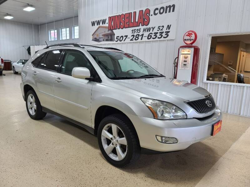 2004 Lexus RX 330 for sale at Kinsellas Auto Sales in Rochester MN