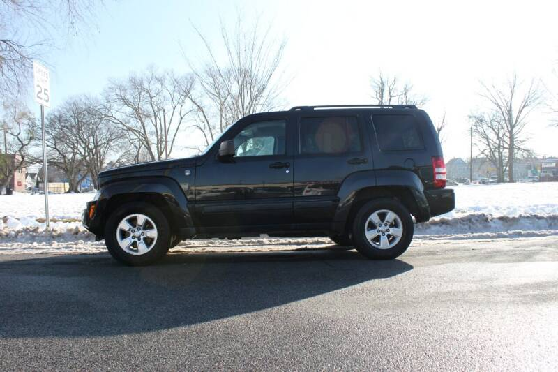 2012 Jeep Liberty for sale at Lexington Auto Club in Clifton NJ