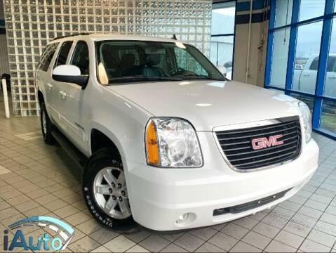 2014 GMC Yukon XL for sale at iAuto in Cincinnati OH