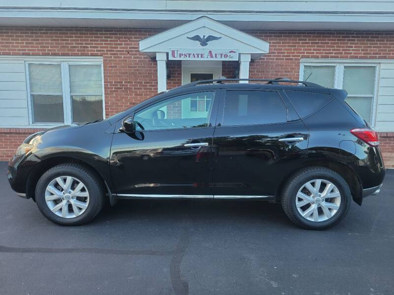 2012 Nissan Murano for sale at UPSTATE AUTO INC in Germantown NY
