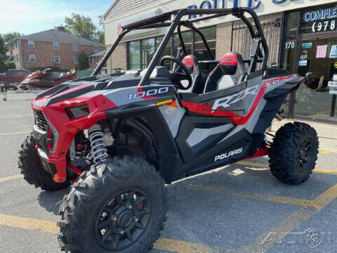2022 Polaris RZR PREMIUM 1000 XP for sale at ROUTE 3A MOTORS INC in North Chelmsford MA