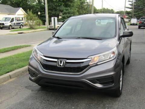 2016 Honda CR-V for sale at Homer Ave Automotive in Pleasantville NJ