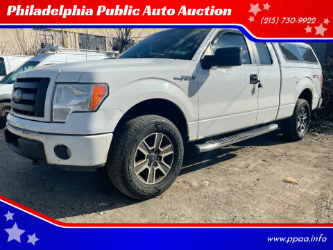 2010 Ford F-150 for sale at Philadelphia Public Auto Auction in Philadelphia PA