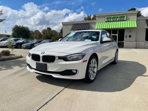 2014 BMW 3 Series for sale at Cross Motor Group in Rock Hill SC