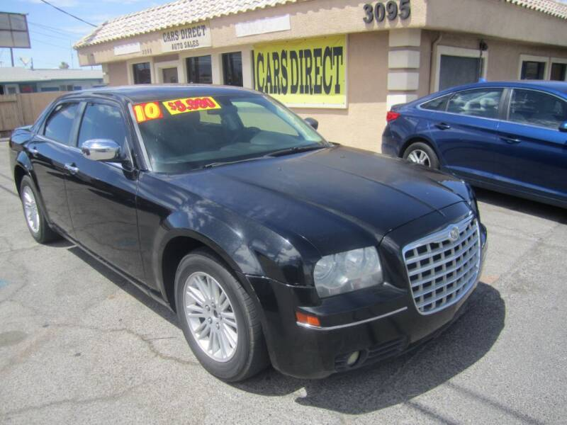2010 Chrysler 300 for sale at Cars Direct USA in Las Vegas NV