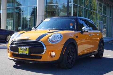 2016 MINI Hardtop 4 Door for sale at Jeremy Sells Hyundai in Edmonds WA