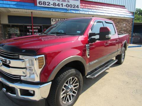 2018 Ford F-250 Super Duty for sale at Classic Auto Brokers in Haltom City TX