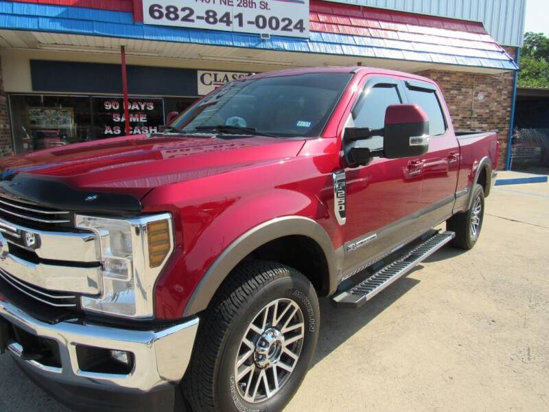 2018 Ford F-250 Super Duty for sale in Haltom City, TX