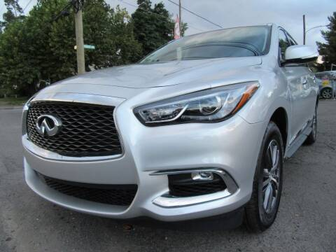 2018 Infiniti QX60 for sale at PRESTIGE IMPORT AUTO SALES in Morrisville PA
