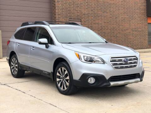 2015 Subaru Outback for sale at Effect Auto Center in Omaha NE