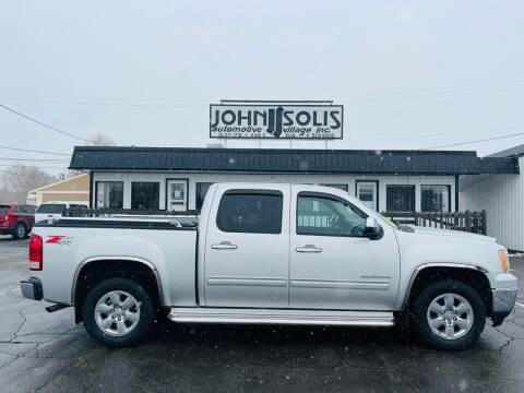 2011 GMC Sierra 1500 for sale at John Solis Automotive Village in Idaho Falls ID