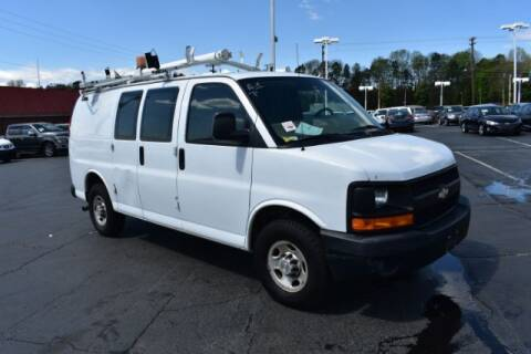 2009 Chevrolet Express Cargo for sale at Adams Auto Group Inc. in Charlotte NC