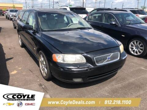 2006 Volvo V70 for sale at COYLE GM - COYLE NISSAN - New Inventory in Clarksville IN
