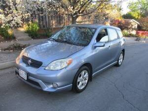 2005 Toyota Matrix for sale at Inspec Auto in San Jose CA