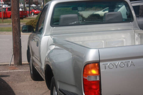 2000 Toyota Tacoma for sale at Auto Villa in Danville VA