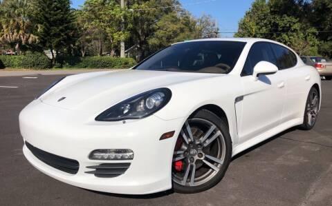 2013 Porsche Panamera for sale at LUXURY AUTO MALL in Tampa FL