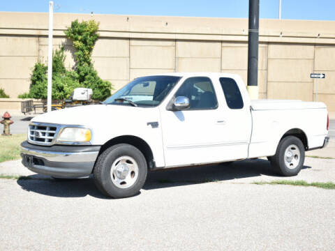 1999 Ford F-150 for sale at Dave Johnson Sales in Wichita KS