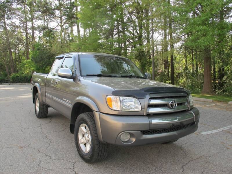 2006 Toyota Tundra for sale at Best Import Auto Sales Inc. in Raleigh NC