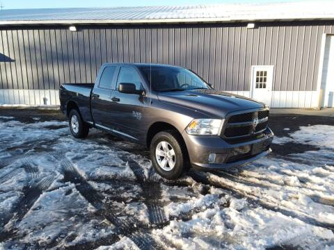 2019 RAM Ram Pickup 1500 Classic for sale at RS Motors in Falconer NY