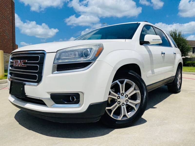 2013 GMC Acadia for sale at AUTO DIRECT Bellaire in Houston TX