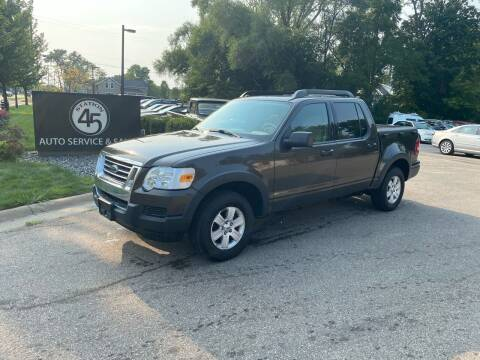 2007 Ford Explorer Sport Trac for sale at Station 45 Auto Sales Inc in Allendale MI