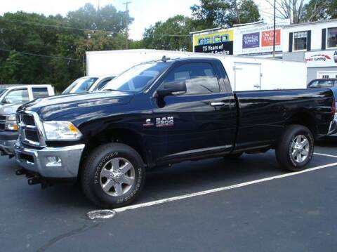 2014 RAM Ram Pickup 2500 for sale at Colonial Auto of Worcester Inc in Worcester MA