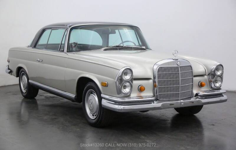 1968 Mercedes-Benz 280-Class for sale in Los Angeles, CA
