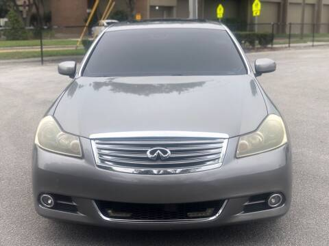 2009 Infiniti M35 for sale at Carlando in Lakeland FL